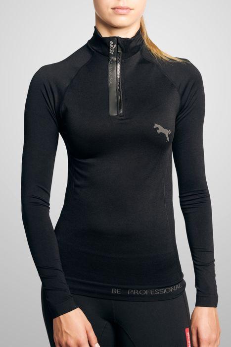 ea.St Shirt 'Seamless' long sleeve black