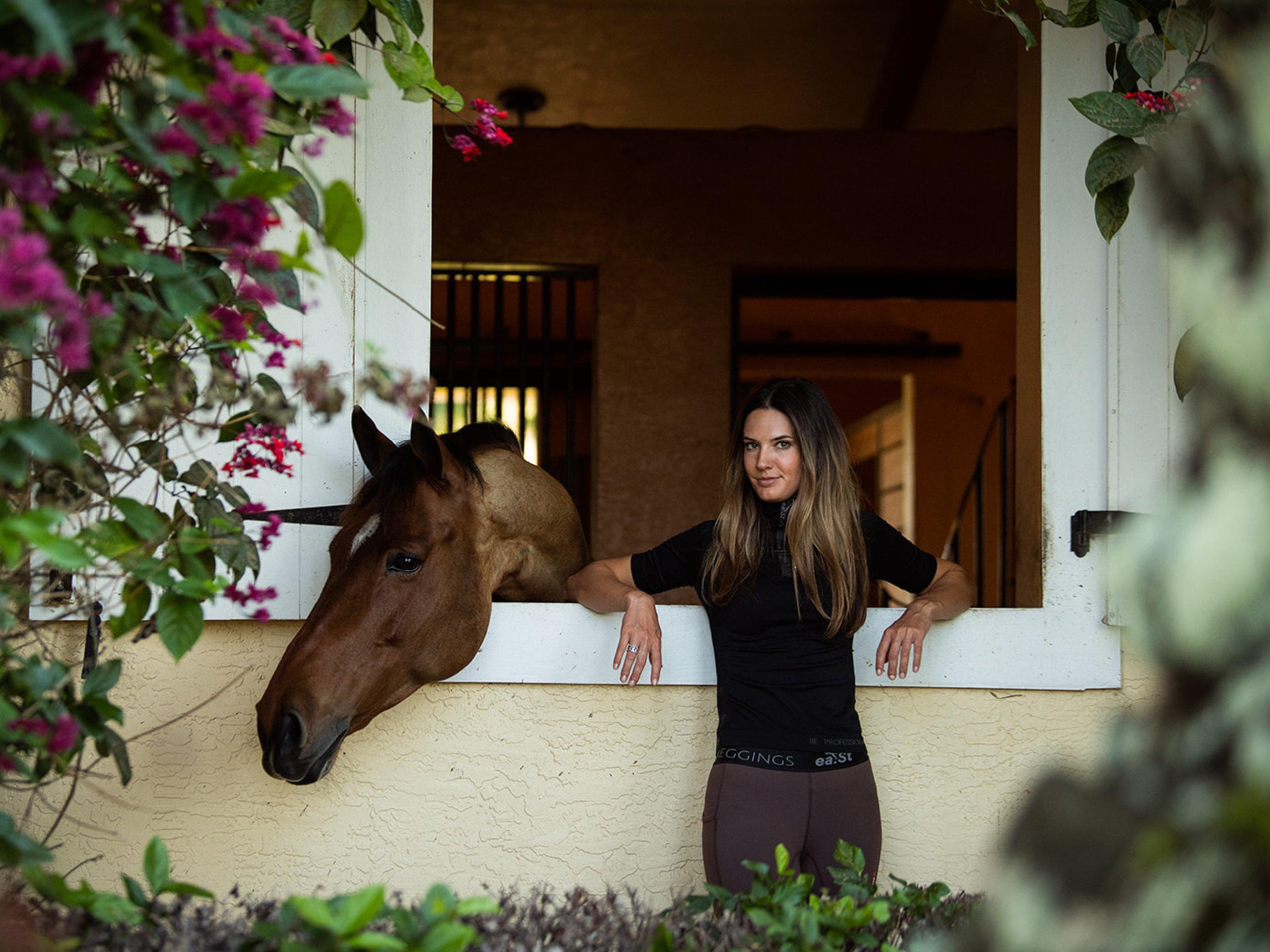 Wissenschaft belegt: Frauen, die Pferde besitzen, leben bis zu 15 Jahre länger!
