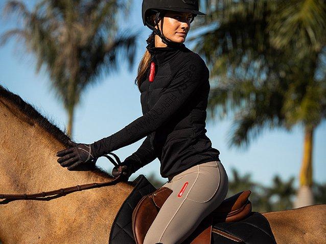 Achtung Reiter: In diesem Reitoutfit siehst Du sofort super cool aus