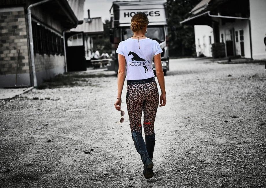 Wild and free - Der neue Power Look für Reiter der neuen Generation!