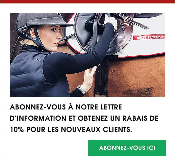 Abonnez-vous à la newsletter et obtenez 10% de réduction pour les nouveaux clients